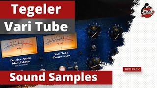 Tegeler Audio Manufaktur Vari Tube - Review and Sound Samples