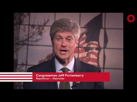 Congressman Jeff Fortenberry (R-NE)   Global Citizen Festival NYC 2017