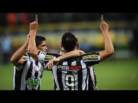 Palmeiras 2 x 1 Santos | GOL | Copa do Brasil (02/12/15)