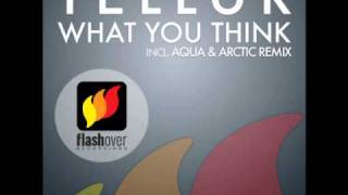 Tellur - What You Think (Original Mix)