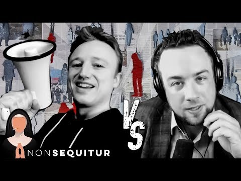 Is Culture a True Evolving Entity? A Debate Between Jon Perry & JF Gariepy