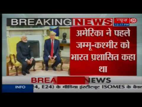 US amends media note to Jammu and Kashmir