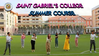 Saint Gabriel's College Summer Course 2021