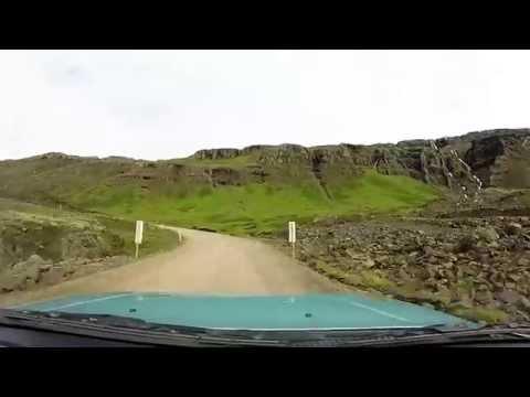 Iceland Drivelapse Höfn to Egilsstaðir II