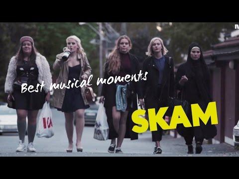 SKAM Best Musical Moments (seasons 1, 2 & 3)