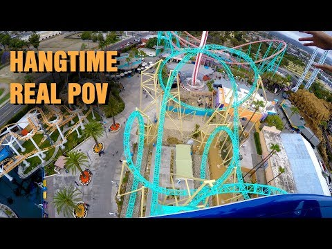 Hangtime Passholder Preview and POV