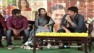 nagarjuna tells about funny incidents with akhil soggade chinni nayana interview