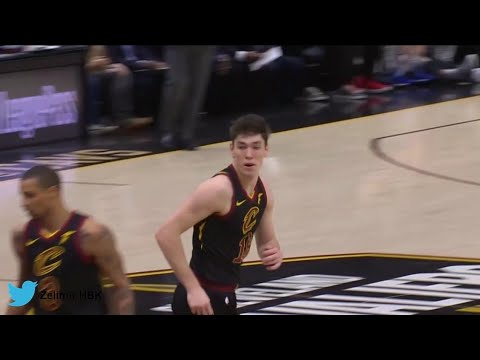 Cedi Osman'ın Washington Wizards maçı performansı | 4 sayı, 2 rbd | 23.2.2018