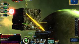 Star Trek Online : ISE - Cardassian Galor A2B POV
