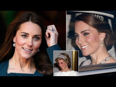 Kate Middleton's jewellery collection inspired by Princess Diana? Jeweller reveals ALL