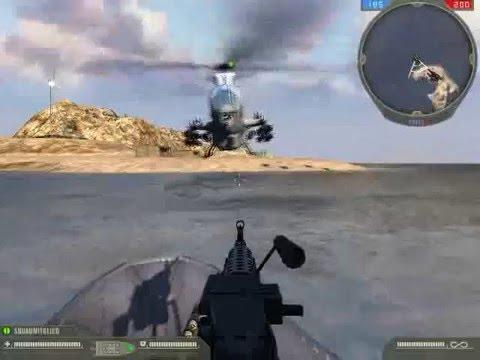 The Dalian Fly (BF2 Fun Vid)