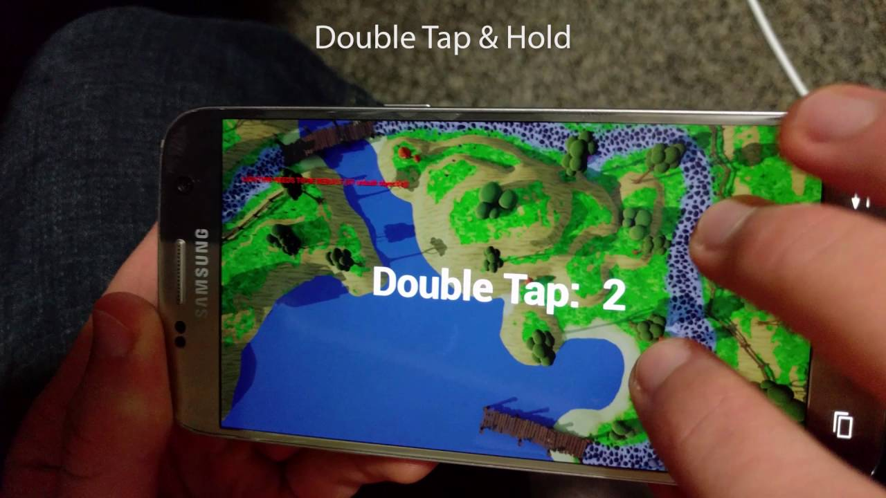 Advanced Mobile Input - Marketplace Video