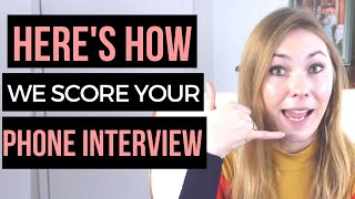 Phone Interview Questions and Answers Examples - How to Prepare for Phone Interviews