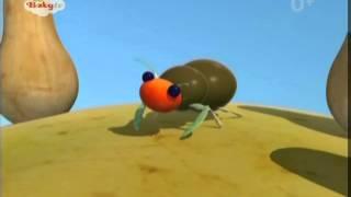 BabyTV - Vegibugs - Dung Beetle