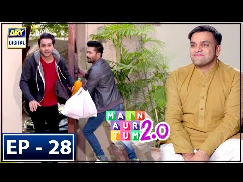Main Aur Tum 2.0 Episode 28 - 10th March 2018 - ARY Digital Drama