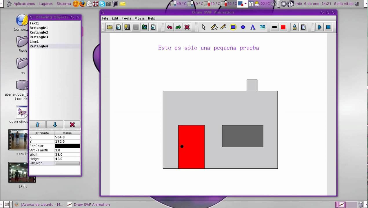 logiciel drawswf