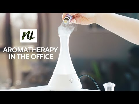 Natural Living Using Aromatherapy to Create a Relaxing Office Environment thumbnail