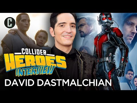 David Dastmalchian on All Creatures Here Below and Ant-Man
