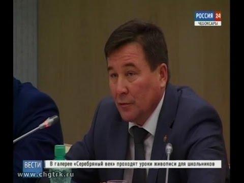 Министр строительства Чувашии Олег Марков освобождён от должности