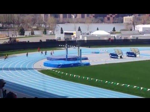 200m Youth Challenge Series at Icahn Stadium 4/19/