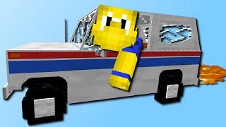 Minecraft Auto Simulator Mod! (Realistisches Auto) [Deutsch]