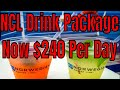 Norwegian Cruise Lines Ultimate Drink Package Now $240 Per Day $1680 A Week Really?