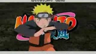 """Naruto Shippuden Opening 1 - """"Hero"""
