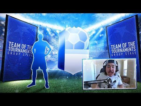 MY BEST 100K PACK! TOTGS PACKS! LIGHTNING ROUNDS! FIFA 18