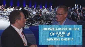 Jani Mäkelä haastattelussa | Huuki tutkimassa w/ Markku Jokisipilä Ep. 5