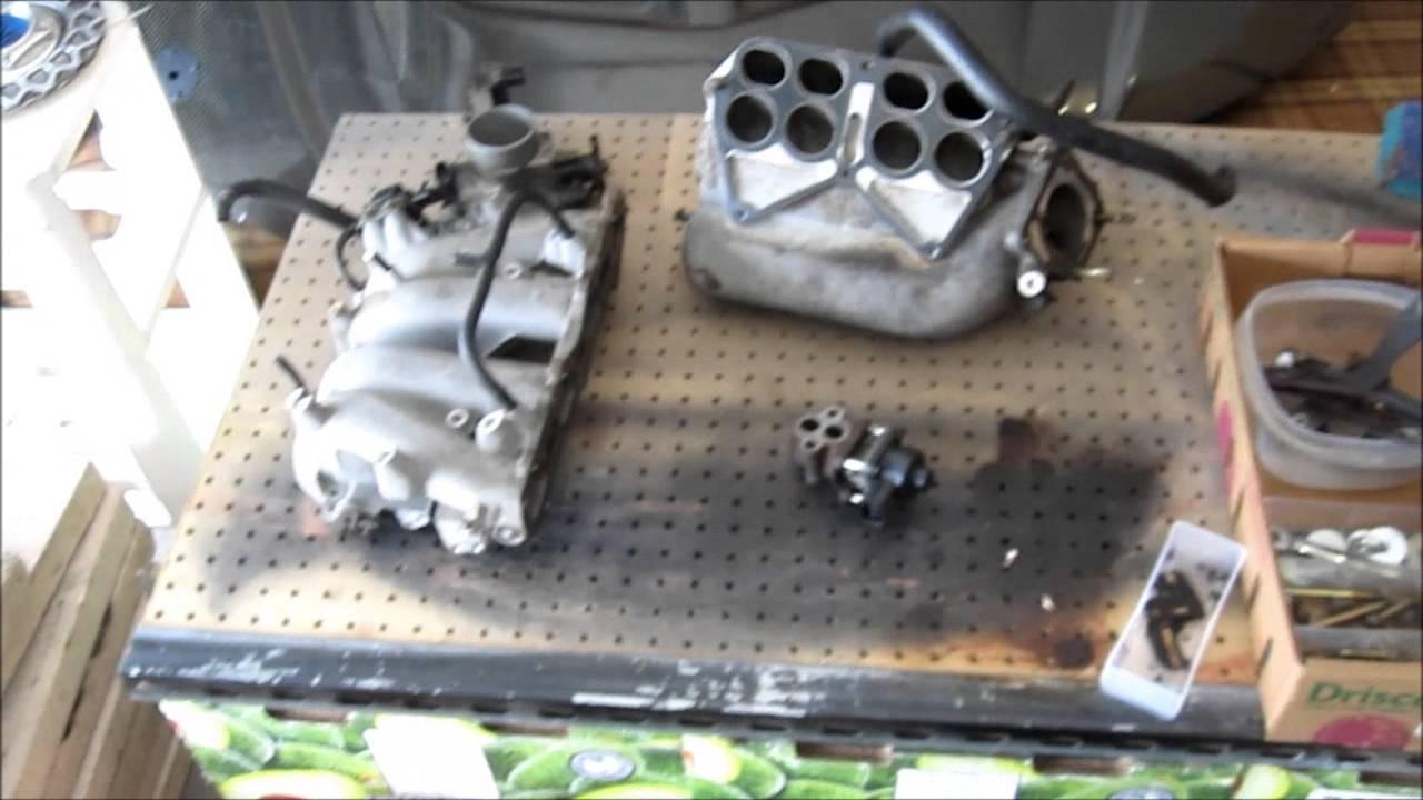 Mazda Mods Episode 44 Egr Cleaning Vtcs Delete
