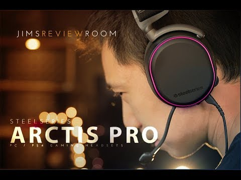 SteelSeries NEW 2018 Arctis Pro Wireless ! - REVIEW