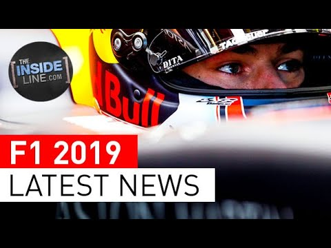 WEEKLY FORMULA 1 NEWS (26 MARCH 2019)