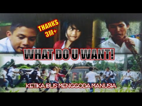 What Do U Want? TRAILER