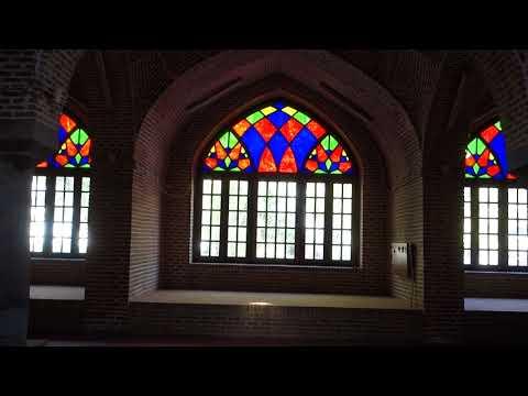 Pink Mosque Tabriz Iran, 10 16 2017