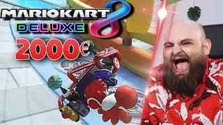 DAS 2000€ TURNIER!   Mario Kart 8 Deluxe