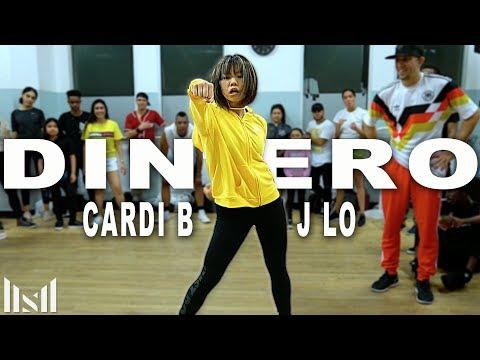 Jennifer Lopez - DINERO ft Cardi B Dance | Matt Steffanina & Alyson Stoner