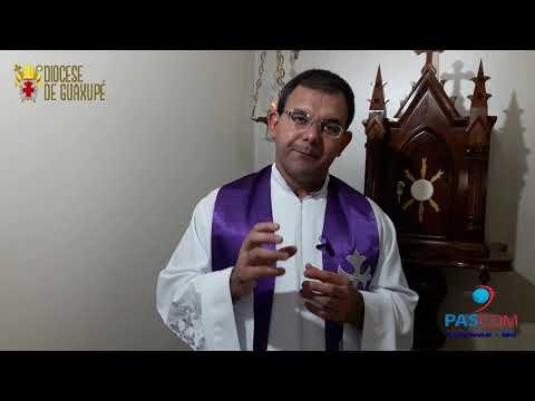Evangelho Diário - Sábado - 06/04/19 - Paróquia São Pedro Apóstolo - Alfenas/MG