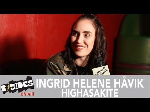 B-Sides On-Air: Interview - Ingrid Helene Håvik of Highasakite Talks 'Camp Echo', Live Shows