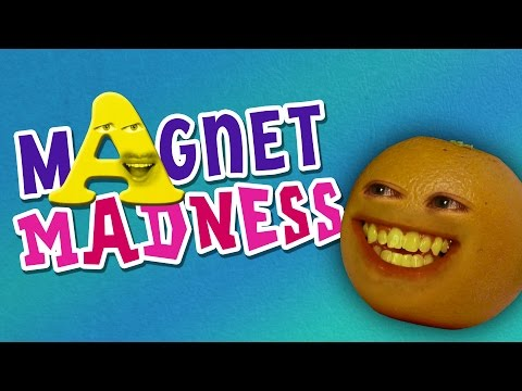 Annoying Orange - Magnet Madness! feat. Ross Everett & Eric Schwartz