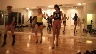 Sneak Peek at my GoGo Dancing Class