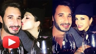 Sunny Leone PRIVATE LATE NIGHT Date With Daniel Weber | Spotted