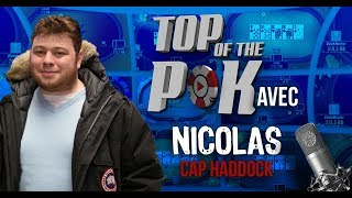 "♠♥♦♣ Top of the Pok avec Nicolas ""Cap Haddock"""