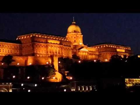 Night Budapest River cruise1
