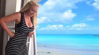 One of Diggin Britt's most viewed videos: Beach Treasure Hunting in the Bahamas