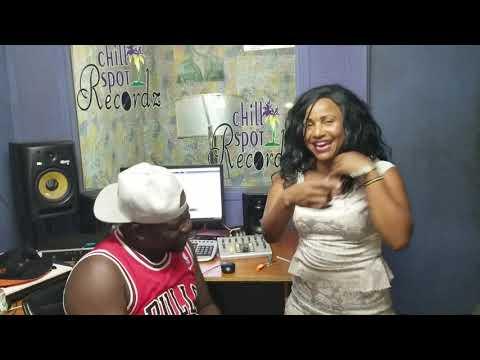 Look who is here Today @ Chillspot uyu anonzi Lady Thanda, 1 Mukadzi akaipa {Sept 2018}