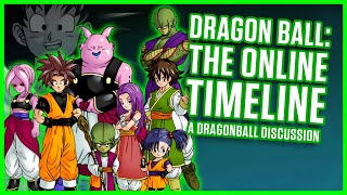 DRAGON BALL - THE ONLINE TIMELINE | A Dragonball Discussion