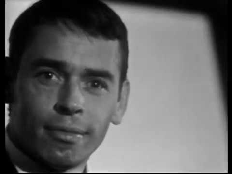 Jacques Brel -- La chanson de Jacky (Discorama, 1966)