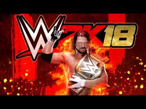#LR WWE 2k18 AJ Styles - Phenomenal (Arena Effects)
