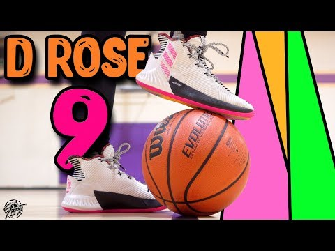 Adidas D Rose 9 Performance Review!