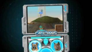 Cats & Dogs 2 The Revenge of Kitty Galore The Game   gameplay trailer